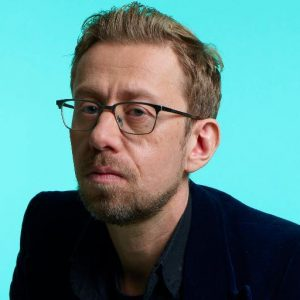 Daniel Pinchbeck profile pic