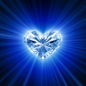 Jacqueline Love Diamond Heart