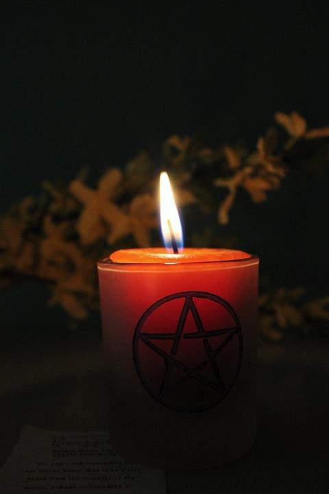 Gabriella Wiica candle